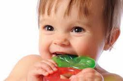 Прорезывание зубов без боли